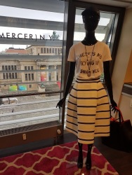 Midi-Skirts: (The Mercer) N.Y.