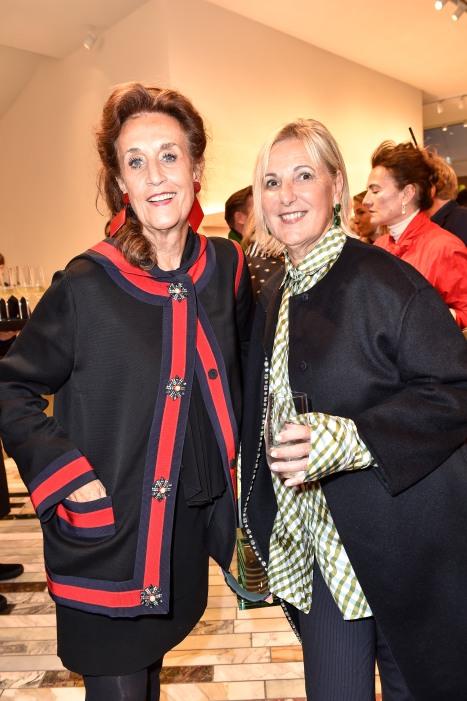 Renate Gräfin von Rehbinder, Carla Rumler Céline Store Opening, Maximilianstraße 22, München am 13.09.2017 Foto: BrauerPhotos / S.Brauer für Céline