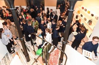 Feature, Impression, Stimmung, Mood, Atmosphäre, Übersicht Céline Store Opening, Maximilianstraße 22, München am 13.09.2017 Foto: BrauerPhotos / S.Brauer für Céline