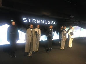 Back to the roots: Strenesse