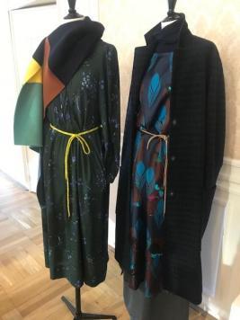 Kleider machen Leute: Odeeh auf dem Berliner Salon