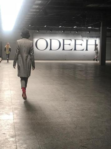 Highlight von Berlin: die Show von Odeeh