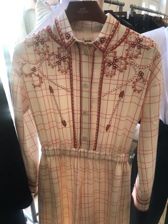 Handwerklichkeit bei Hermès