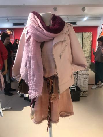 Paris sieht rosa