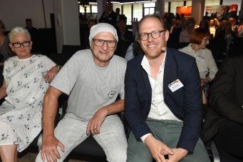Titus Dittmann, Markus Schwitzke 63. KATAG-Cheftagung in Bielefeld am 07.06.2017 Foto: BrauerPhotos / G.Nitschke