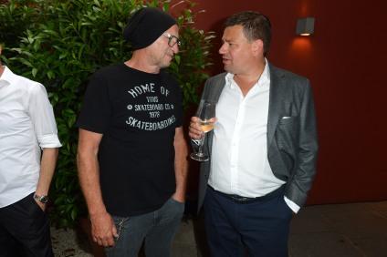Titus Dittmann und Holger Knapp 63. KATAG-Cheftagung in Bielefeld am 07.06.2017 Foto: BrauerPhotos / O.Walterscheid