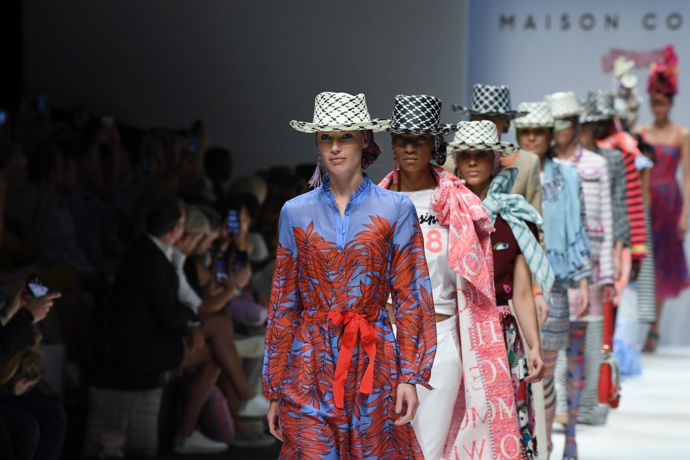 Maison Common - Show - Berlin Fashion Week Spring/Summer 2019