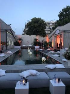 Weißensee: Fantastischer Rahmen für die Vogue Party
