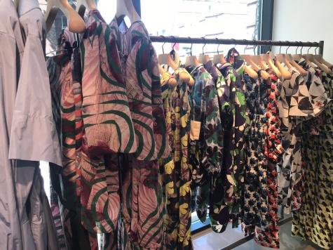 Eklektische Muster bei Odeeh