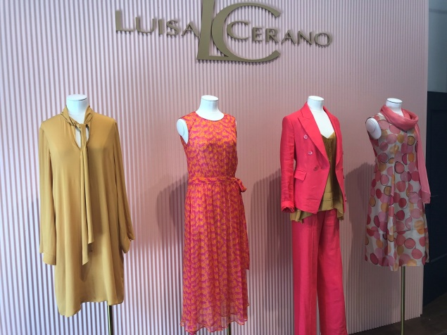 Farbe bei Luisa Cerano
