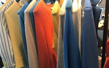 Moderne Farben machen gemeinsame Sache bei (The Mercer) N.Y.