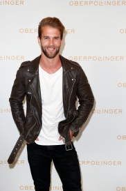MUNICH, GERMANY - SEPTEMBER 12: Andre Hamann during the grand opening of the new Oberpollinger ground floor 'Muenchens Neue Prachtmeile' at Oberpollinger on September 12, 2018 in Munich, Germany. (Photo by Franziska Krug/Getty Images for Oberpollinger)