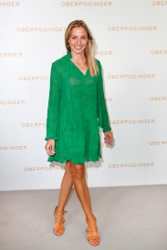 MUNICH, GERMANY - SEPTEMBER 12: Annika Blendl during the grand opening of the new Oberpollinger ground floor 'Muenchens Neue Prachtmeile' at Oberpollinger on September 12, 2018 in Munich, Germany. (Photo by Franziska Krug/Getty Images for Oberpollinger)