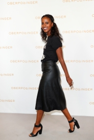 MUNICH, GERMANY - SEPTEMBER 12: Sara.Nuru during the grand opening of the new Oberpollinger ground floor 'Muenchens Neue Prachtmeile' at Oberpollinger on September 12, 2018 in Munich, Germany. (Photo by Franziska Krug/Getty Images for Oberpollinger)