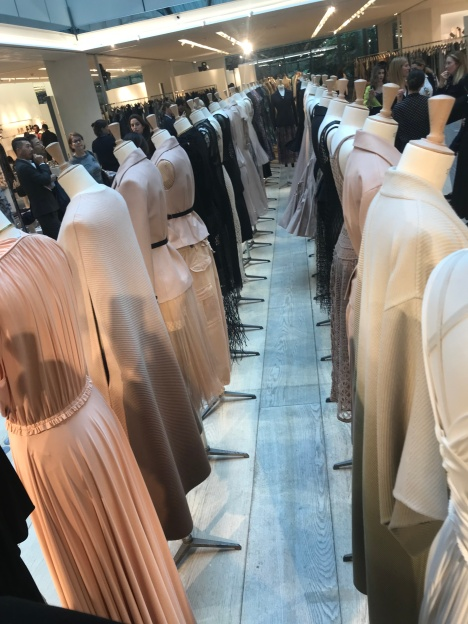 Subtil feminin bei Dior