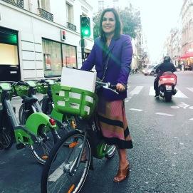 Paris by Bike...