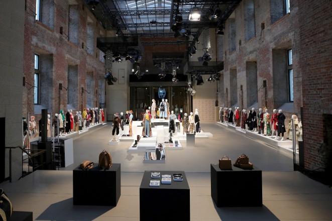Der Berliner Salon: Neue Location, neues Konzept: nicht zur Freude aller Beteiligten. Foto: Der Berliner Salon