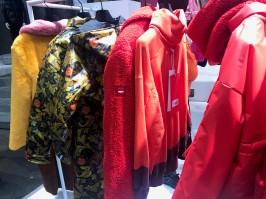 Puffa Jacket auch noch gemustert: oofwear