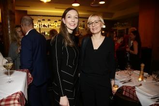 Katarina Schmidt-Ostovic, Nadine Hummel Mode Medien Abend in MŸnchen am 28.03.2019. © Jessica Kassner / jmk-photography +49 170 83 493 47 jessica@jmk-photography.de www.jmk-photography.de