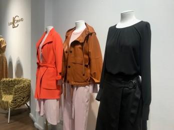 Moderne Farbkombinationen bei Luisa Cerano